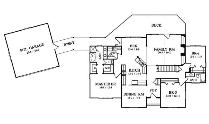 english stone cottage floor plans houseplansandmore