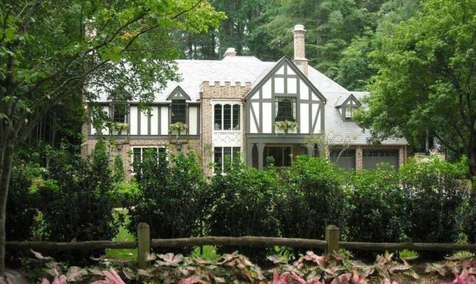 English Style House Plans