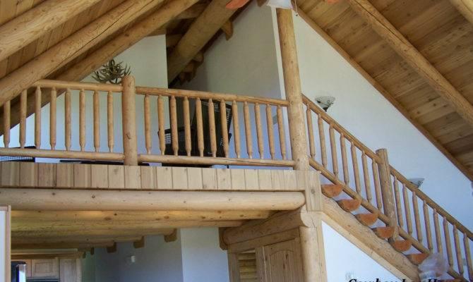 Ennis Floor Plan Cowboy Log Homes
