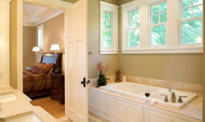 Ensuite Bathrooms Master Bedrooms Joined