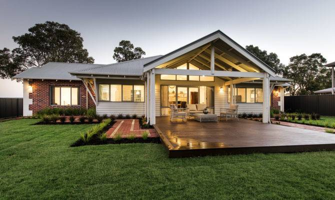 Entranching Country Homes Melbourne Custom Victoria
