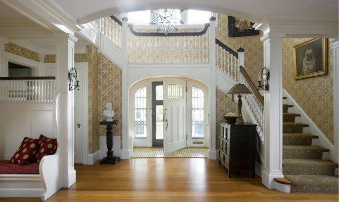 Entryways Staircases Basics Should Not
