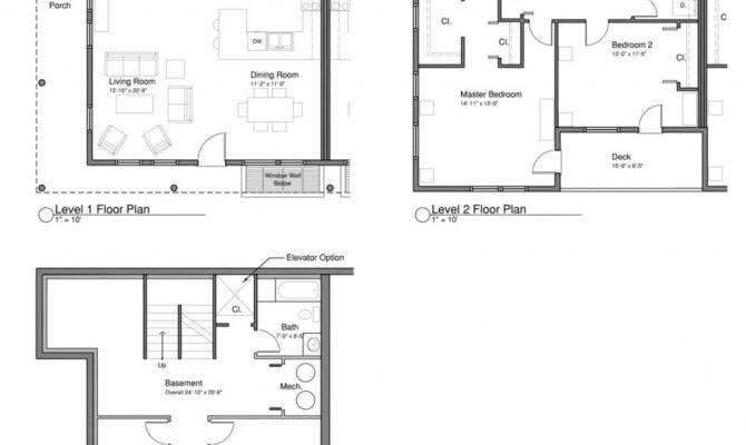 Envelope House Plans