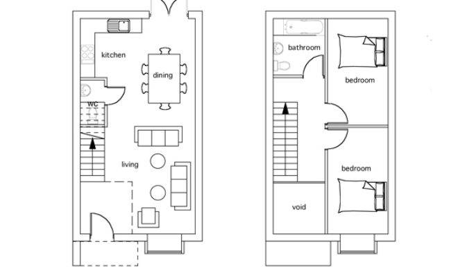 Environmentally Friendly Houses Plans House Design
