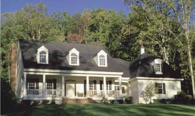 Eplans Adam Federal House Plan Sulphur Springs