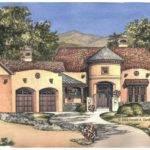 Eplans Adobe House Plan Santa Design Square Feet