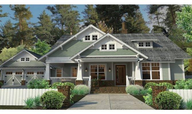 Eplans Bungalow House Plan Beautiful Design
