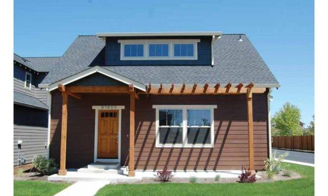 Eplans Bungalow House Plan Craftsman Two Story Square Feet