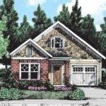 Eplans Bungalow House Plan Smart Design Narrow Lots