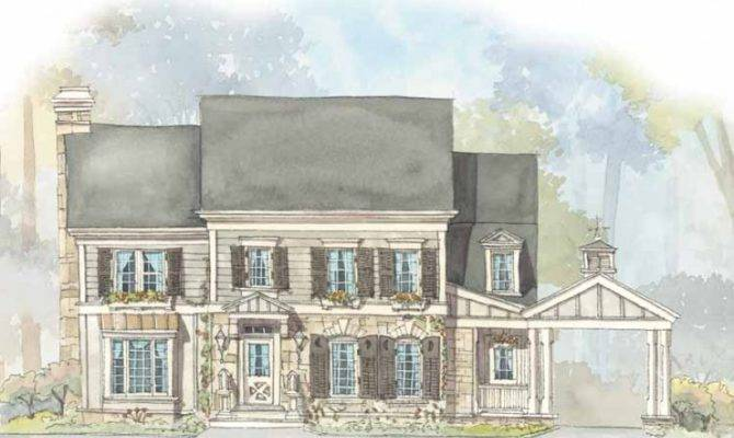 Eplans Cape Cod House Plan Impression Small Cottage