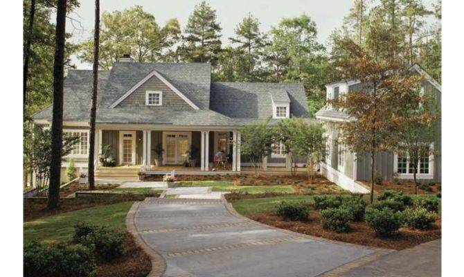 Eplans Cottage House Plan Lakeside Southern Living