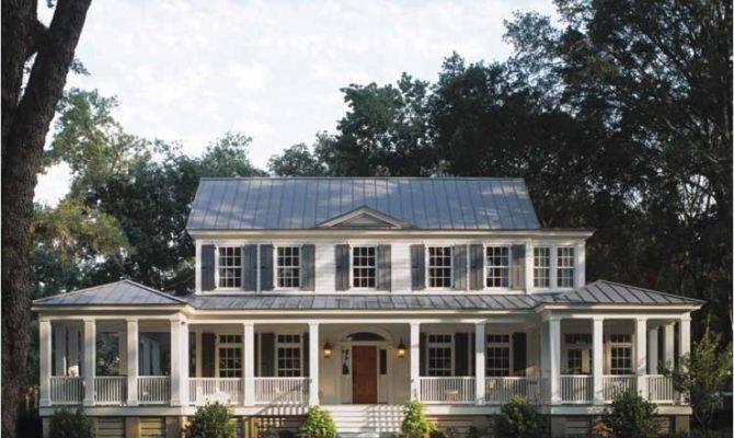 Eplans Country House Plan Carolina Island Southern