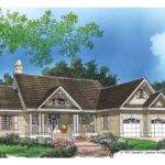 Eplans Country House Plan Cathedral Ceiling Square Feet