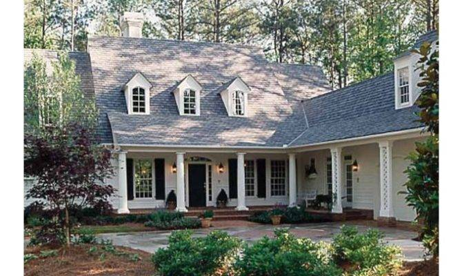 Eplans Country House Plan Crabapple Cottage Southern Living