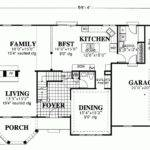 Eplans Country House Plan Four Bedroom Square Feet