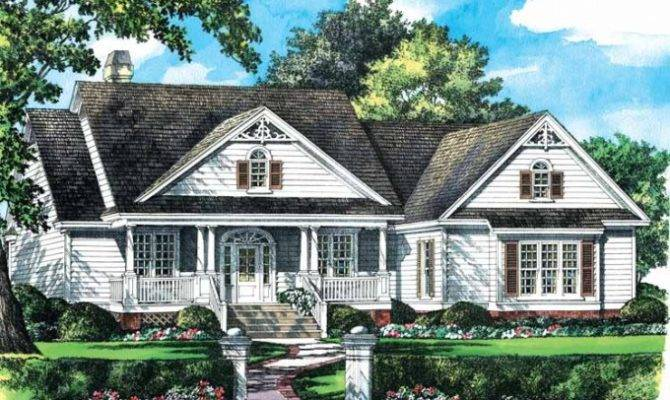 Eplans Country House Plan Old Fashioned Farmhouse Square Feet
