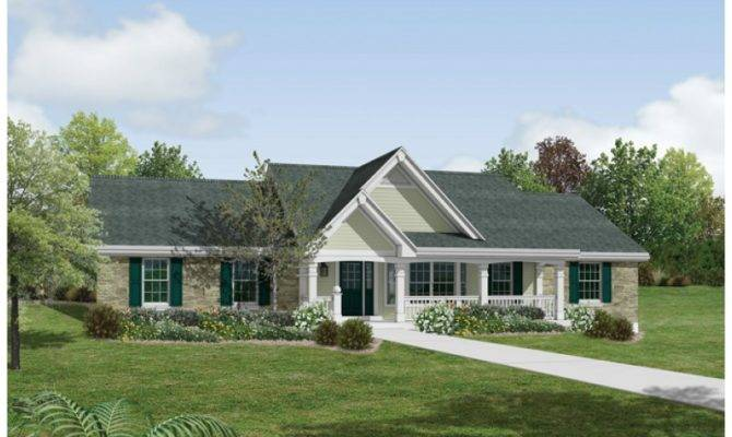 Eplans Country House Plan Perfect Home Large