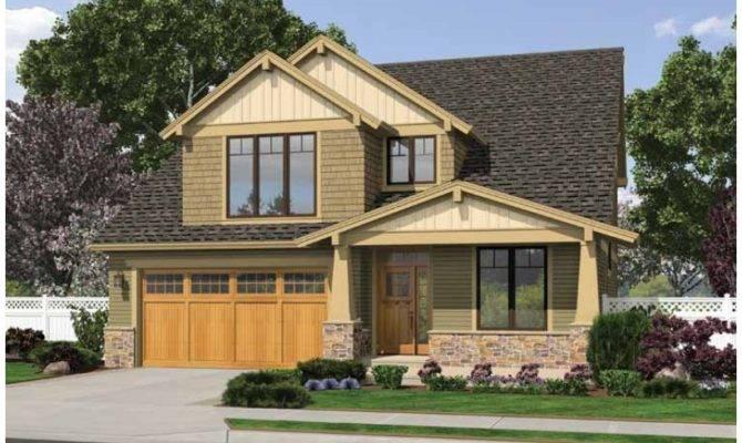 Eplans Craftsman House Plan Bonus Room Large Master Suite Kitchen