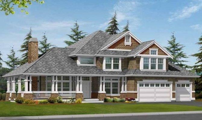 Eplans Craftsman House Plan Generous Wrap Around Covered Porch