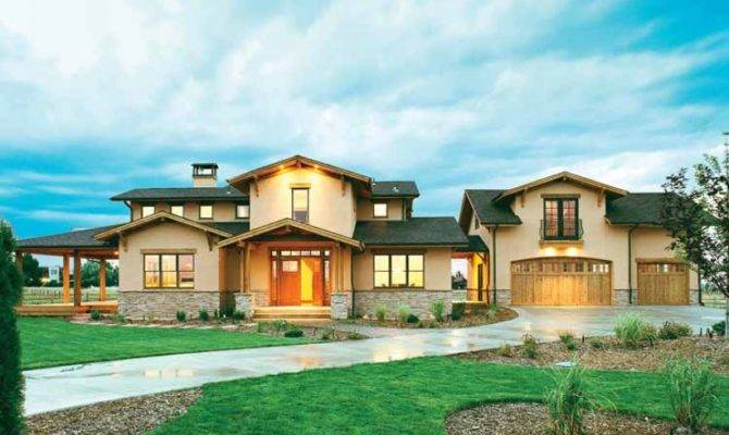 Eplans Craftsman House Plan Lofty Ambitions Square Feet