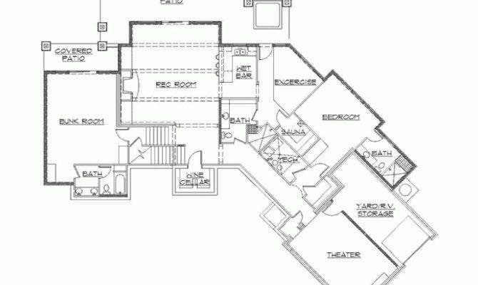 Eplans Craftsman House Plan Mountain Rambler Square