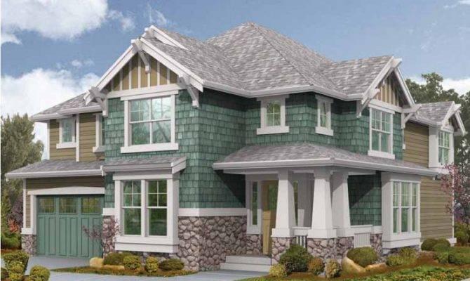 Eplans Craftsman House Plan Perfect Narrow Corner Lots