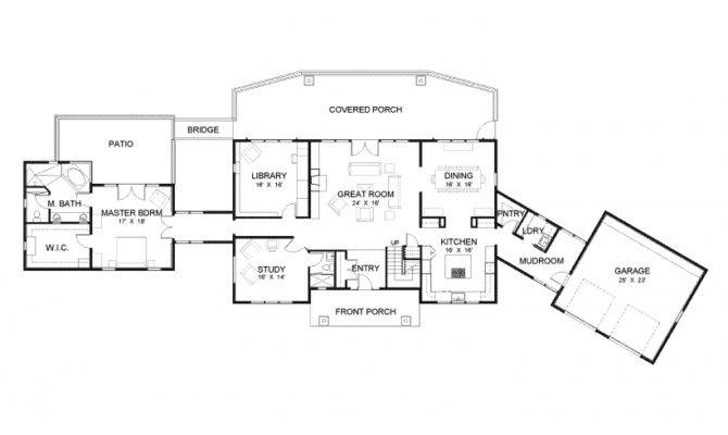Eplans Craftsman House Plan Sunny Contemporary