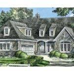 Eplans English Cottage House Plan Charm Surprising Layout
