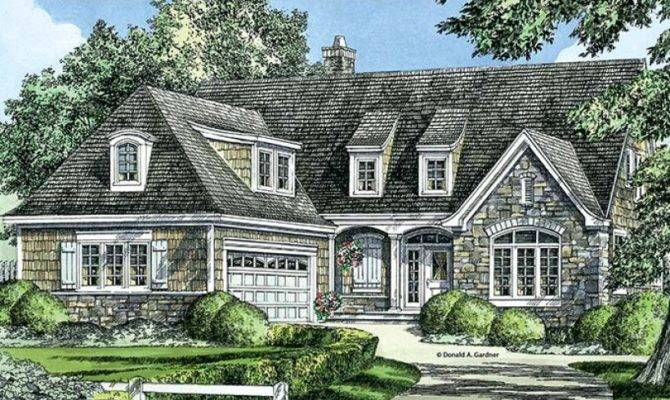 Eplans English Cottage House Plan Charm Surprising Layout