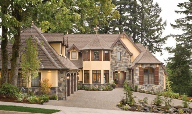 Eplans European English Cottage House Plan Square Feet