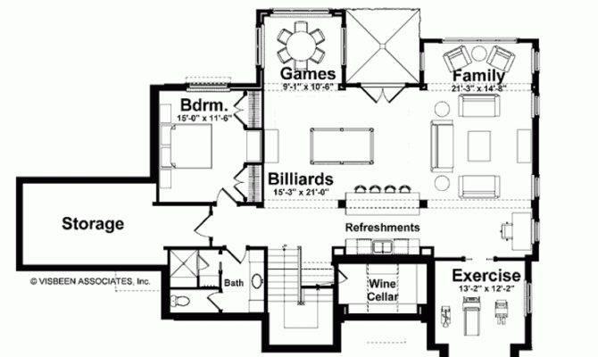Eplans European House Plan Three Bedroom