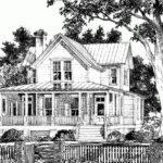 Eplans Farmhouse House Plan Aiken Ridge Southern Living