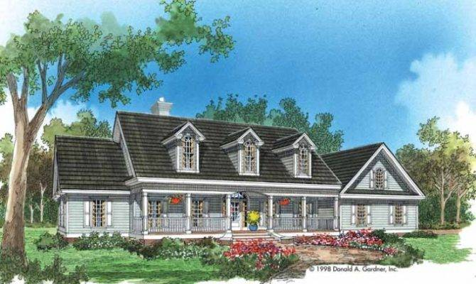 Eplans Farmhouse House Plan Country Living Square Feet