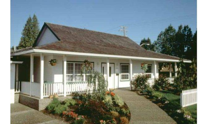 Eplans Farmhouse House Plan Wraparound Porch Screened