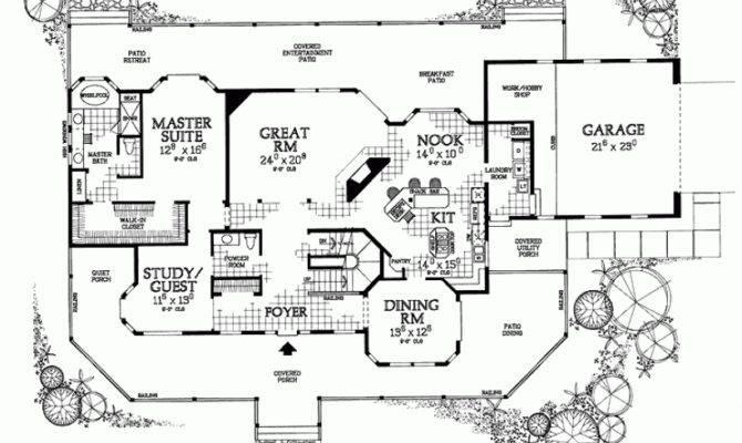 Eplans Farmhouse House Plan Wraparound Porch Square Feet