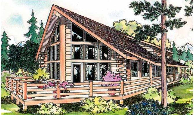 Eplans Frame House Plan Vacation Retreat Perfect Year Round