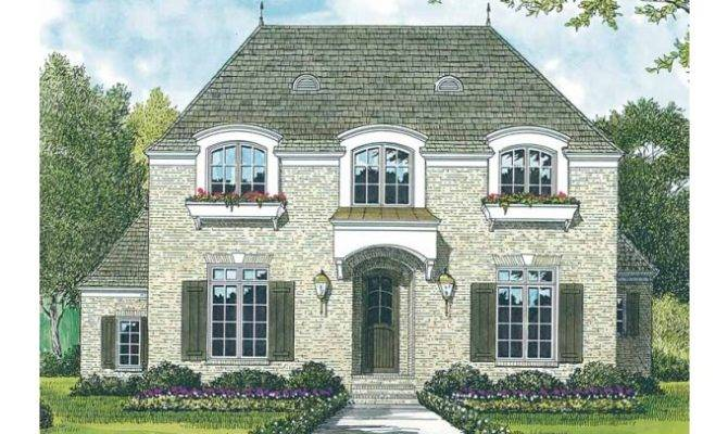 Eplans French Country House Plan Breathtaking European Cottage