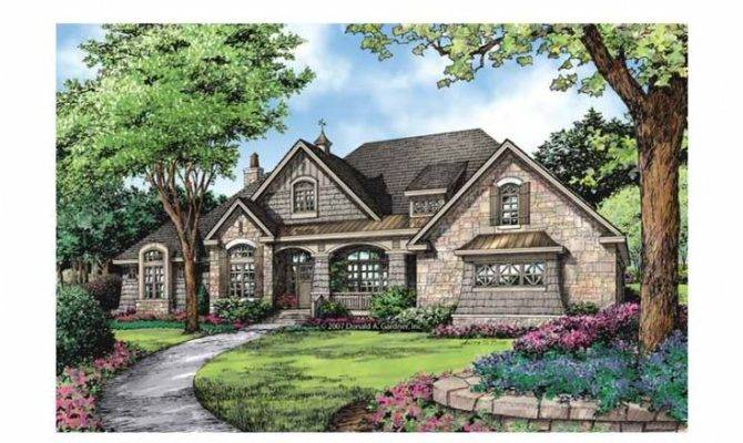 Eplans French Country House Plan Build Pinterest