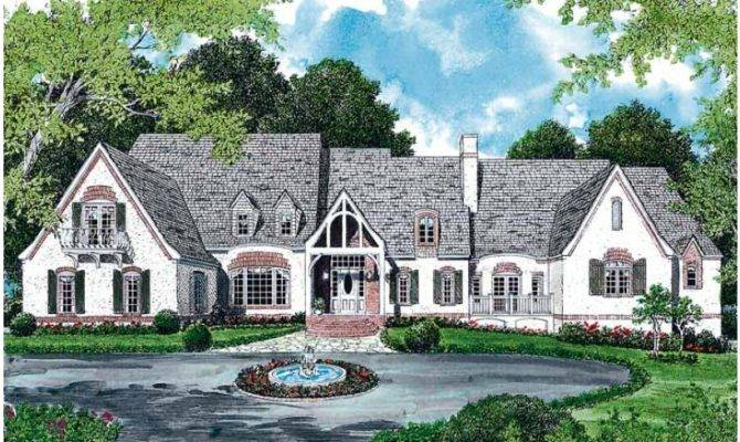 Eplans French Country House Plan Complete Estate