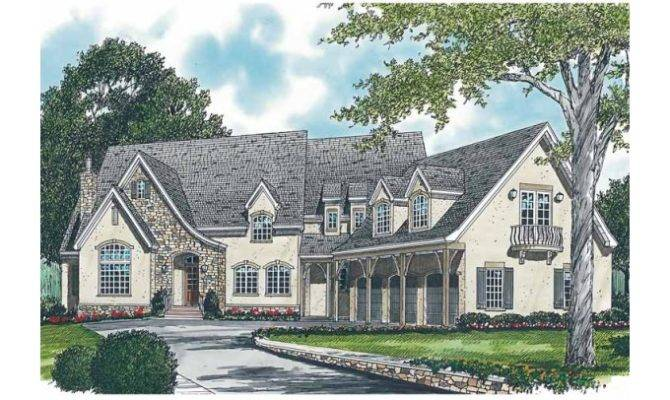 Eplans French Country House Plan Cottage Outside Manor