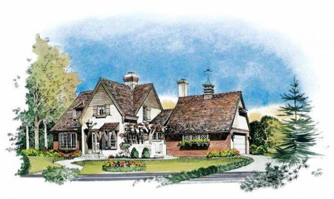 Eplans French Country House Plan English Cottage