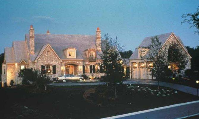 Eplans French Country House Plan Estate Square