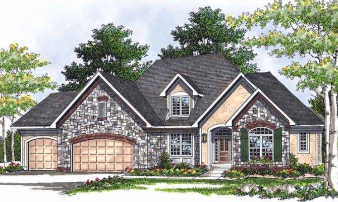 Eplans French Country House Plan European Inspiration