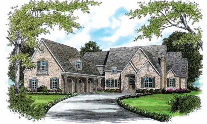 Eplans French Country House Plan European Style Cottage
