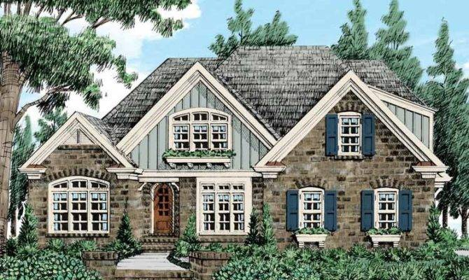 Eplans French Country House Plan European