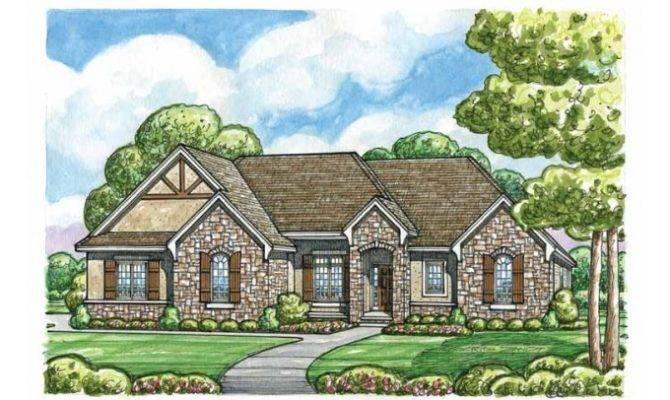 Eplans French Country House Plan Suite Inside Perfect Visitors