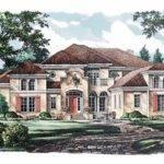 Eplans Italianate House Plan Classic Mediterranean Elevation