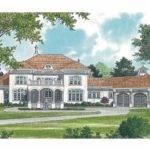 Eplans Italianate House Plan Opulence Elegance Square