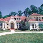 Eplans Italianate House Plan Pristine Mediterranean Classic