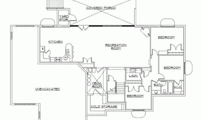 Eplans New American House Plan French Country Rambler Home